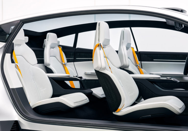 Polestar Precept Concept-Car Electrique Volvo