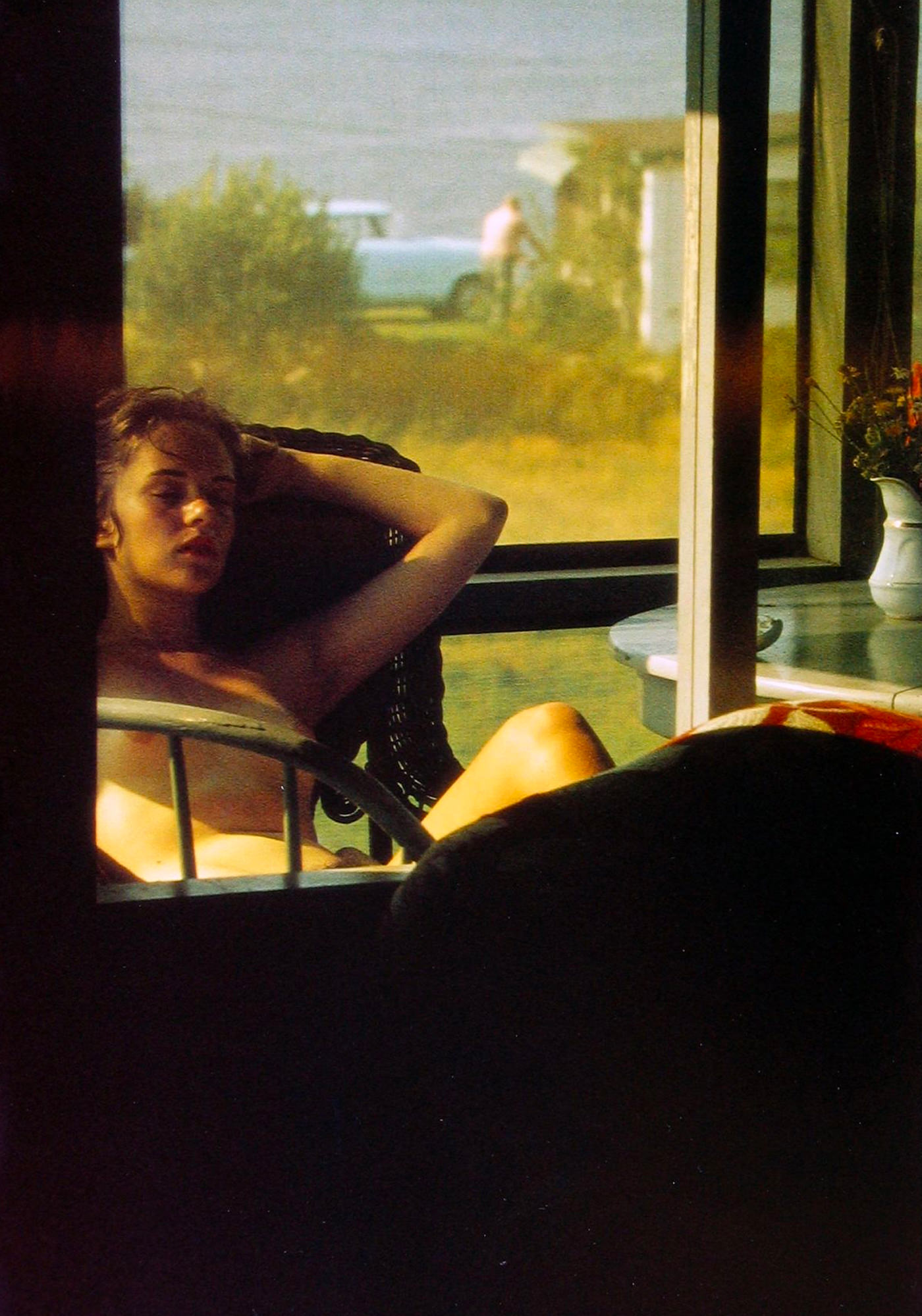 Saul Leiter Early-Color-Lanesville 1958