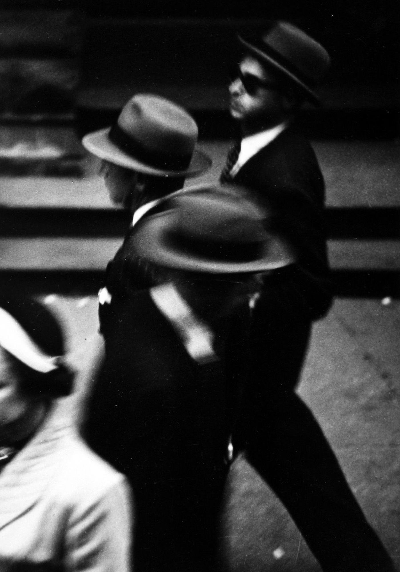 Saul Leiter Hats vers 1948