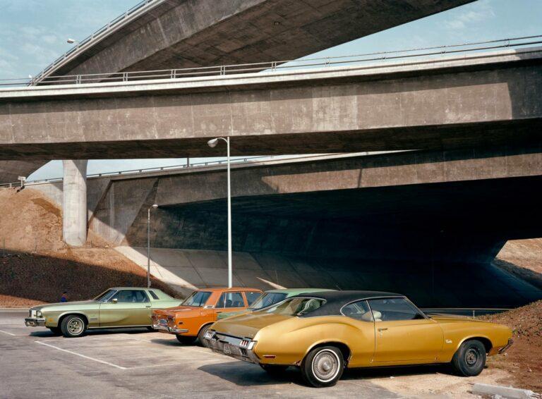 Adam Bartos Photographie, Los Angeles 1979-1987