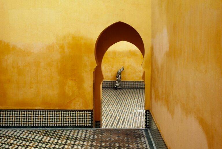 Bruno Barbey Meknes Maroc 1985 ©MagnumPhotos