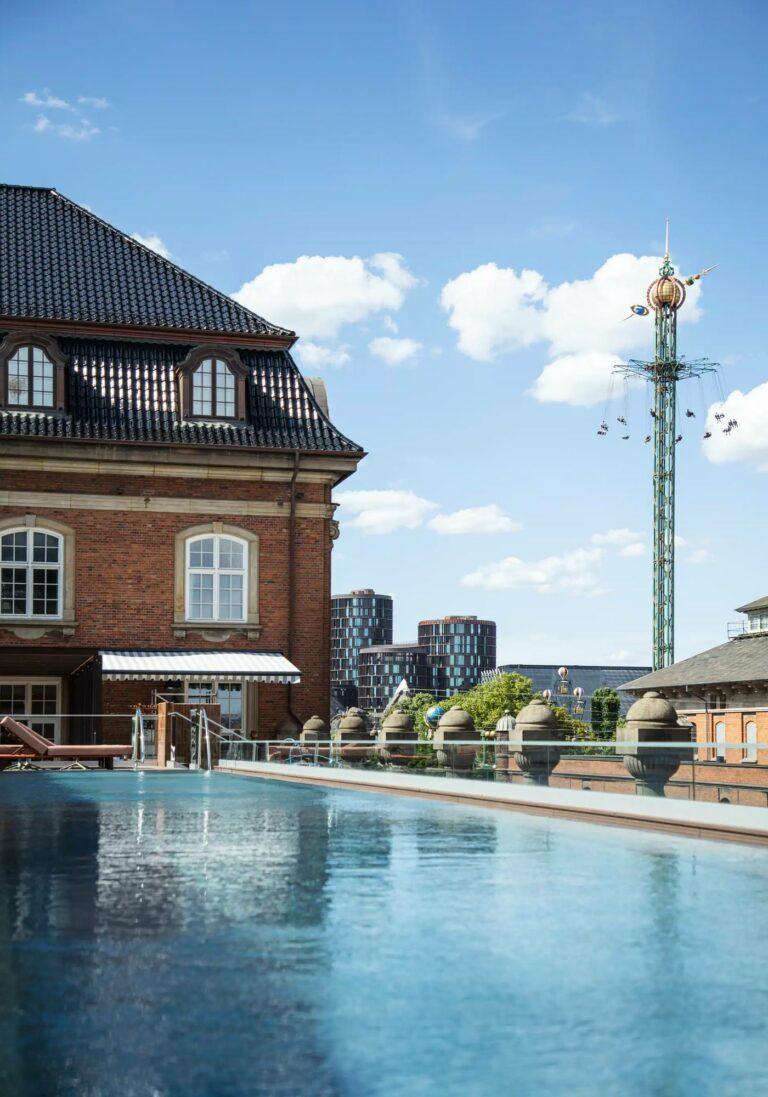City Guide Copenhague, Villa Copenhagen Hotel, Vesterbro Danemark