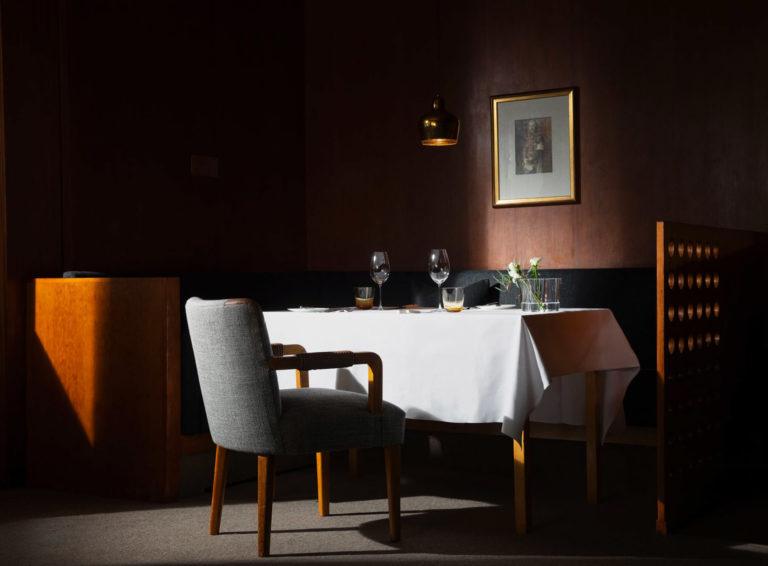 City Guide Helsinki Savoy Restaurant Esplanadi Alvar Aalto Artek Design