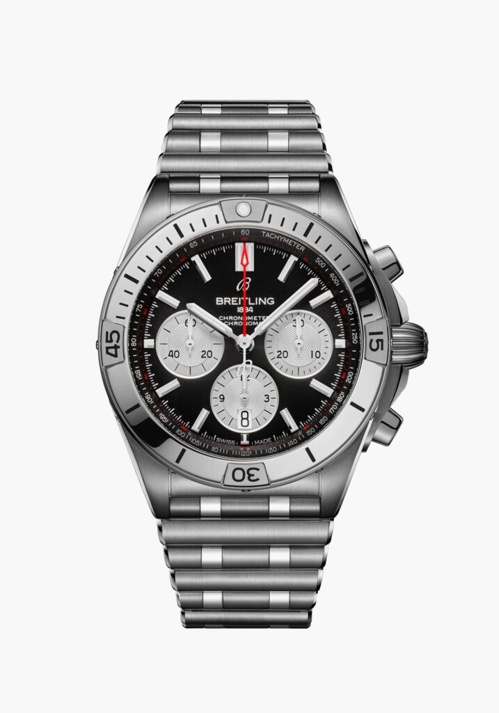 Nouvelle Collection Breitling Chronomat 2020 Cover