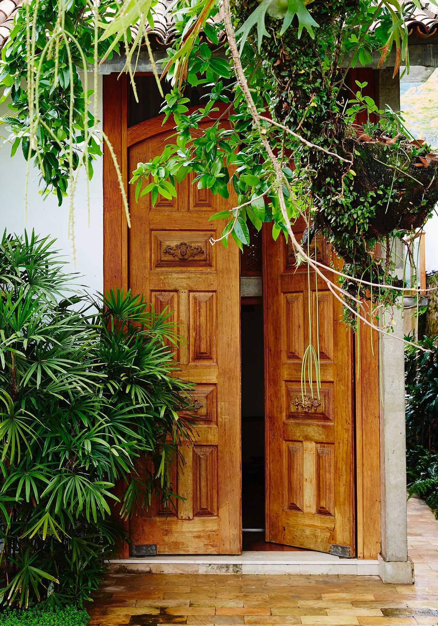 Chez Georges, Boutique-Hotel, Villa Moderniste Brésilienne, City Guide Rio de Janeiro (Santa Teresa), Brésil