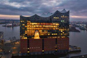 City Guide Hambourg (Hamburg), HafenCity, Elbphilharmonie, Philharmonie de l'Elbe, Herzog & De Meuron