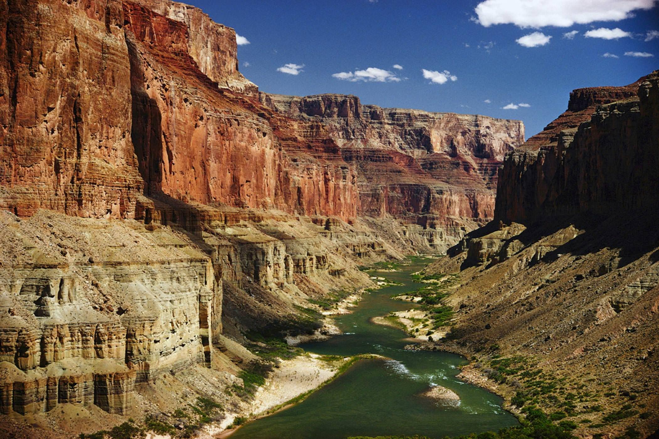 Ernst Haas Photographie, Grand Canyon, Arizona, USA, 1963