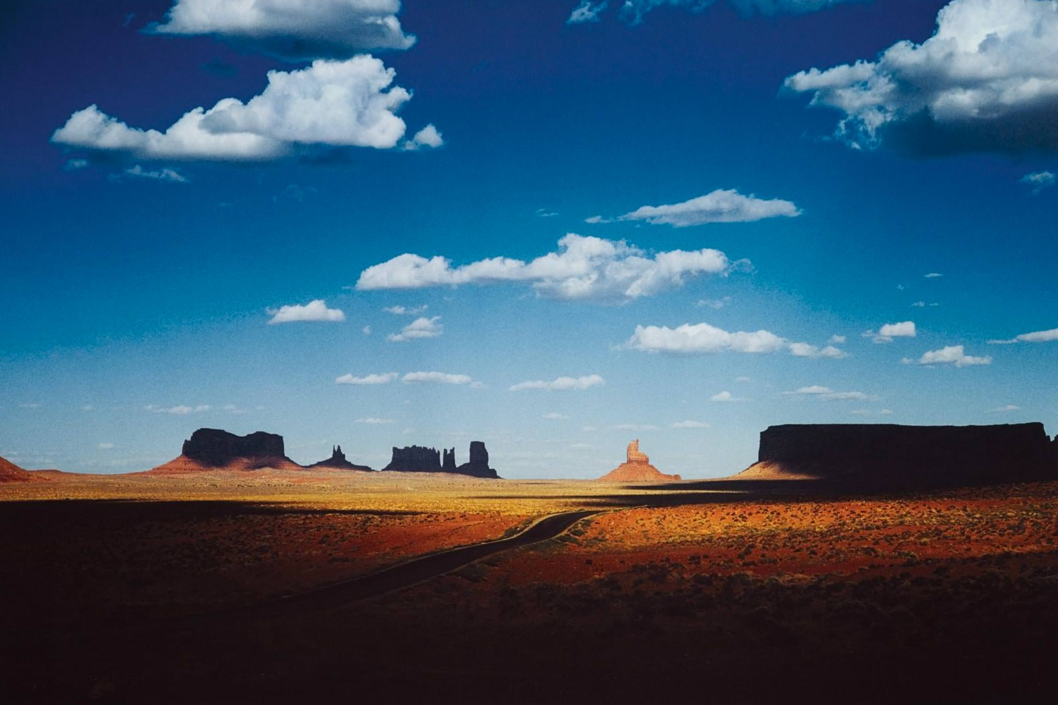 Ernst Haas Photographie, Navajo Nation, Arizona, USA, 1970