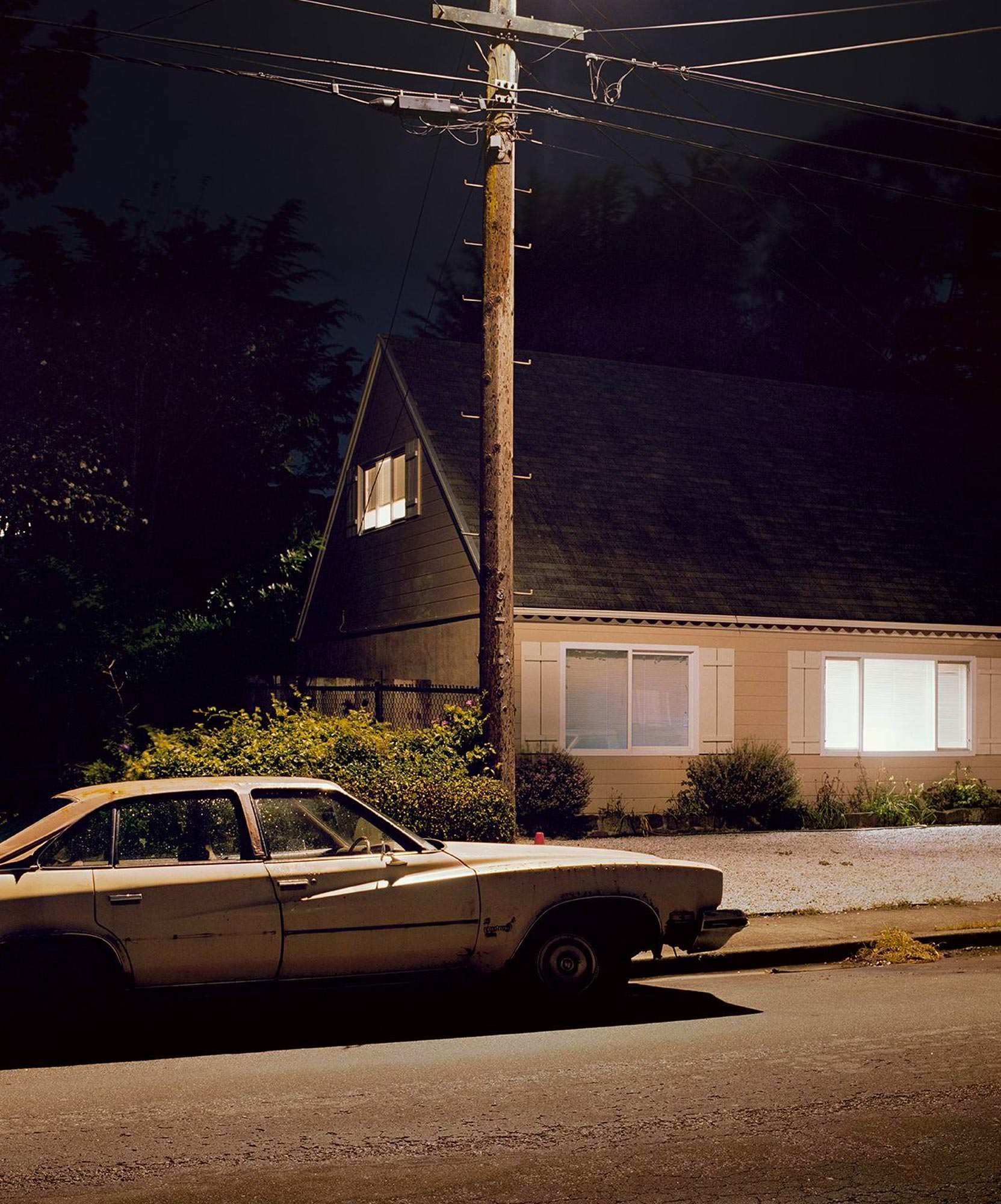 Todd Hido Photographie #2027-A, 1997
