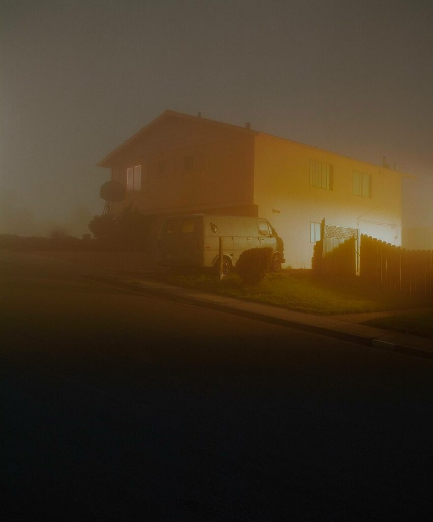 Todd Hido Photographie #2122, 1998