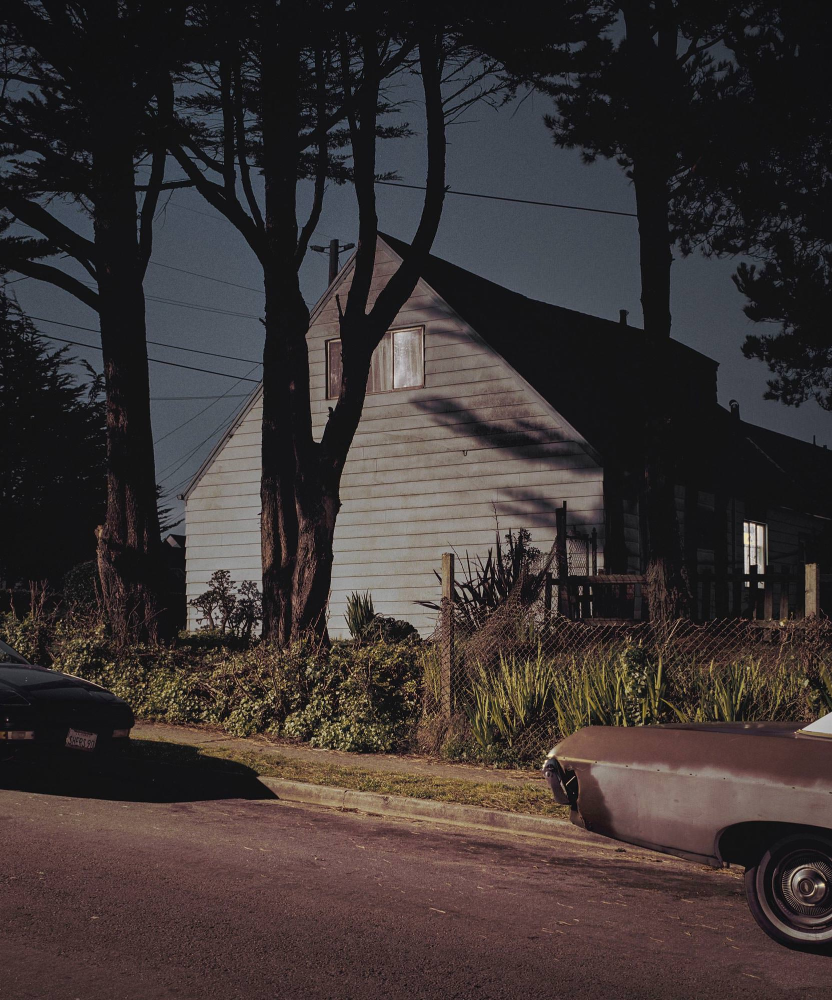 Todd Hido Photographie #2154-A, 1998