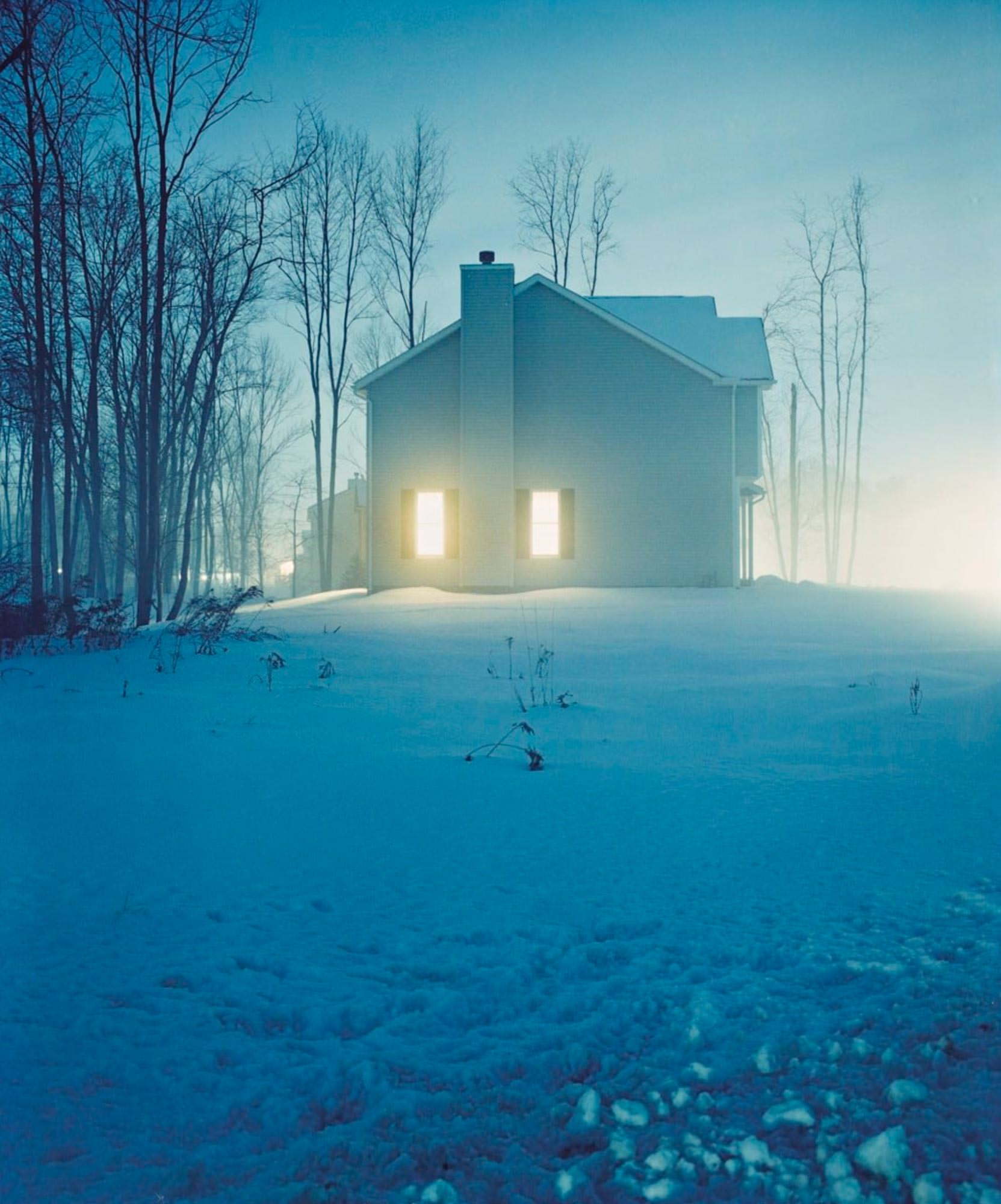 Todd Hido Photographie #2423-A, 1999