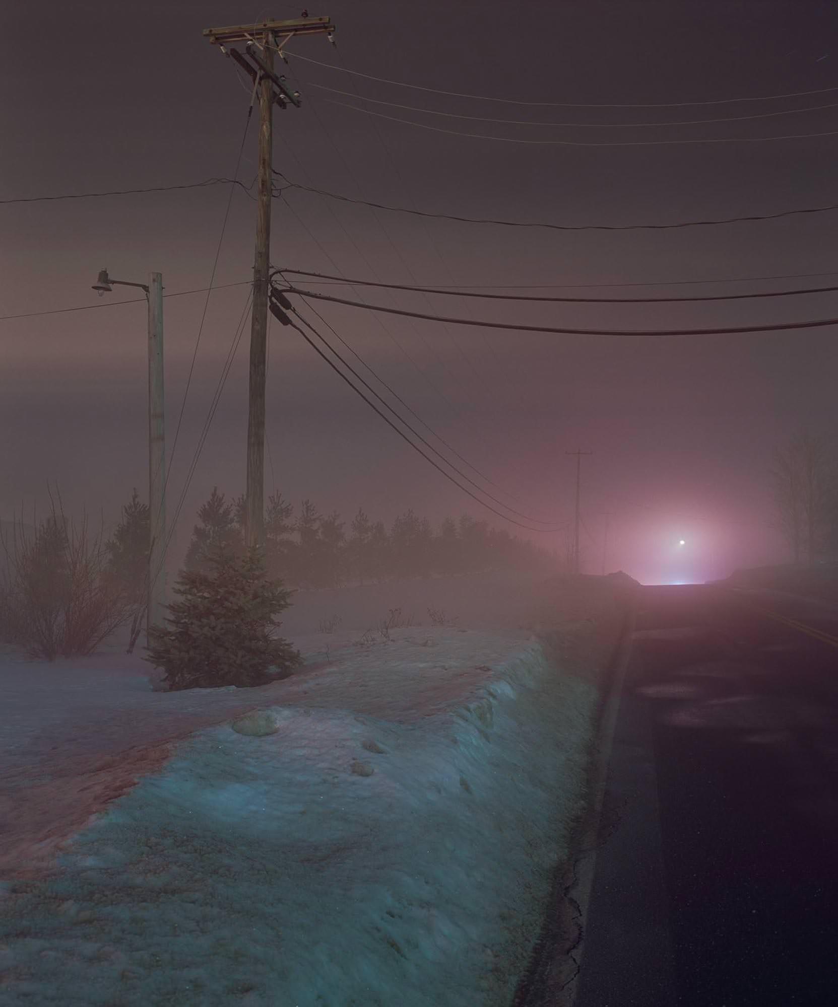 Todd Hido Photographie #2424-A, 1996