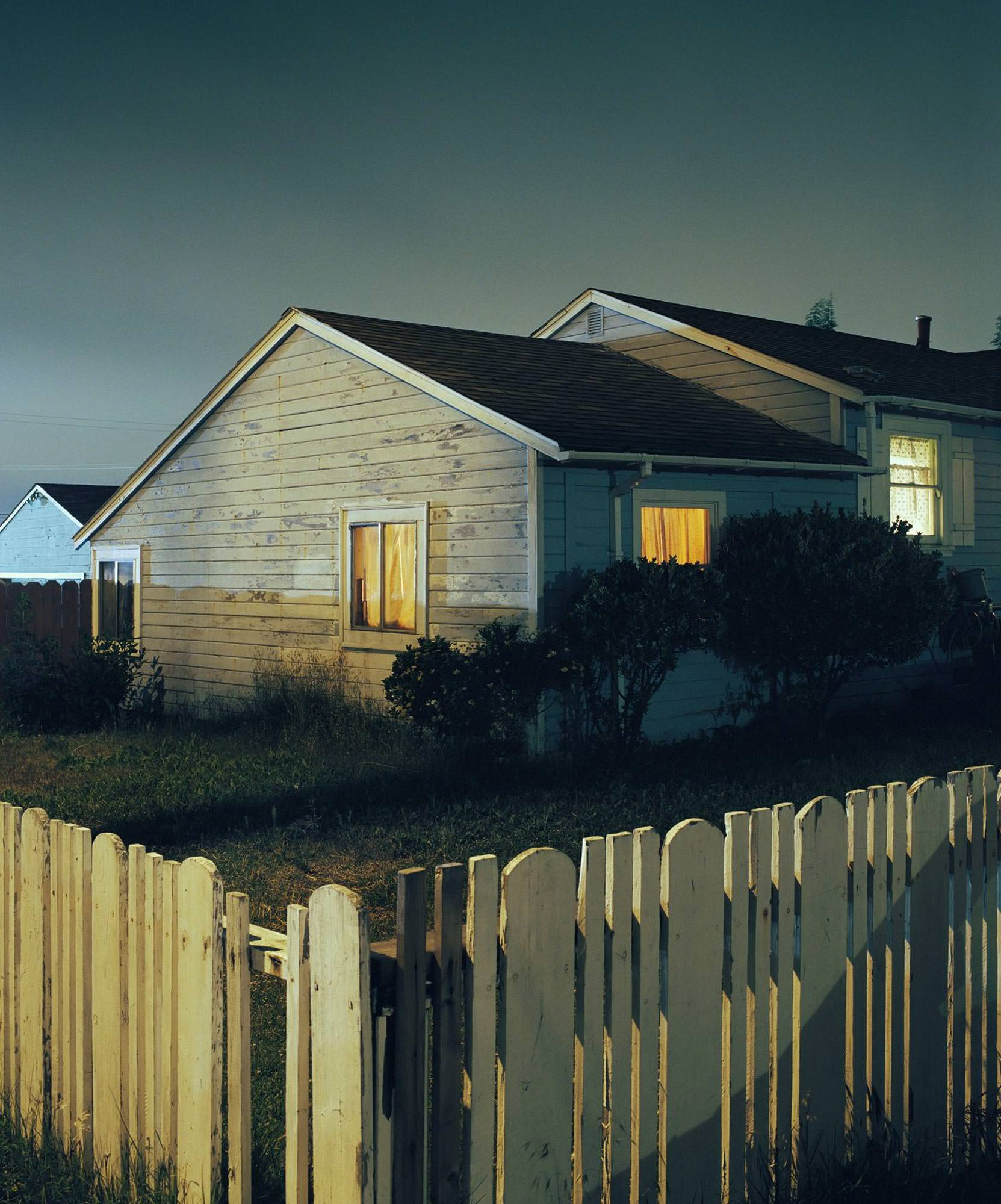 Todd Hido Photographie #2690, 2000