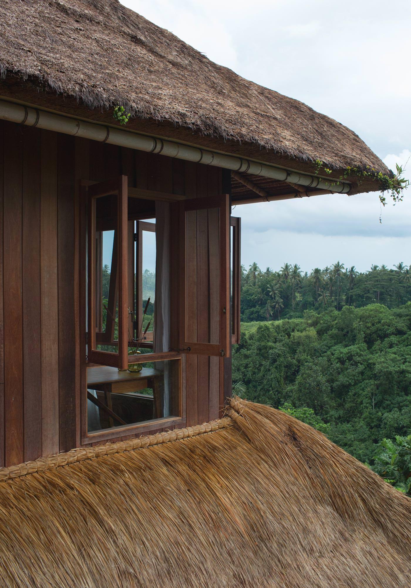 Villa Rumah Purnama, © Studio Jencquel, Location de Maisons à Bali, Village de Campuhan, Ubud, Indonésie