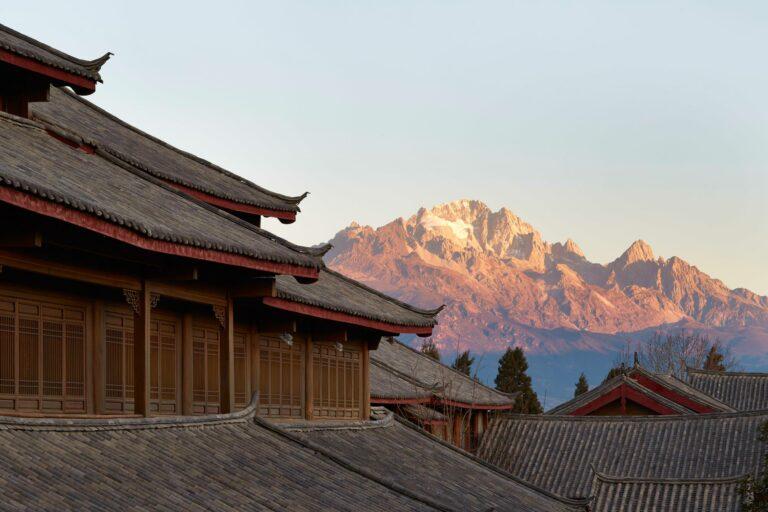 Amandayan, Aman Resorts,Lijiang, Province du Yunnan, Chine