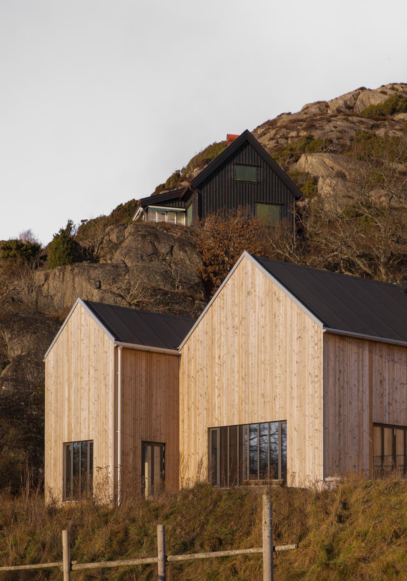 Archipelago House by Norm Architects, Göteborg, Suède