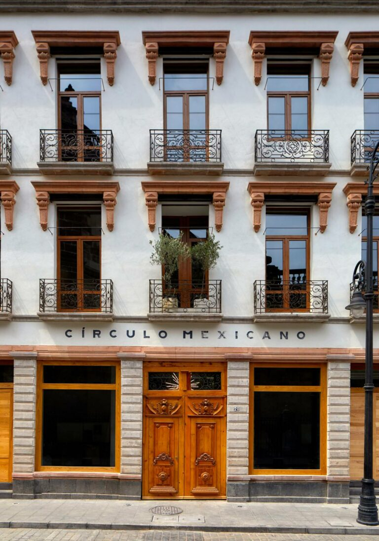 Circulo Mexicano Boutique Hotel, City Guide Mexico City, Centro Historico, Mexique
