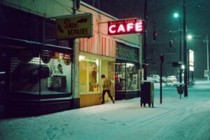 Greg Girard, Photographie, Under Vancouver, 1972-1982