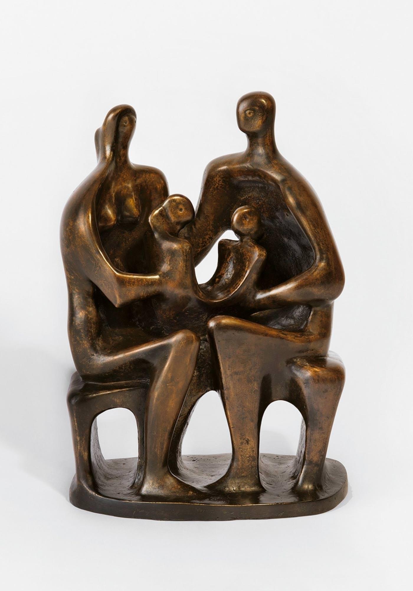 Henry Moore Foundation, Artiste, Sculptures, Esquisses