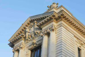 Musée d'Arts de Nantes (Anciennement Musée des Beaux-Arts de Nantes), Quartier Saint-Donatien Malakoff, Nantes — Cabinet d'architecture Stanton Williams