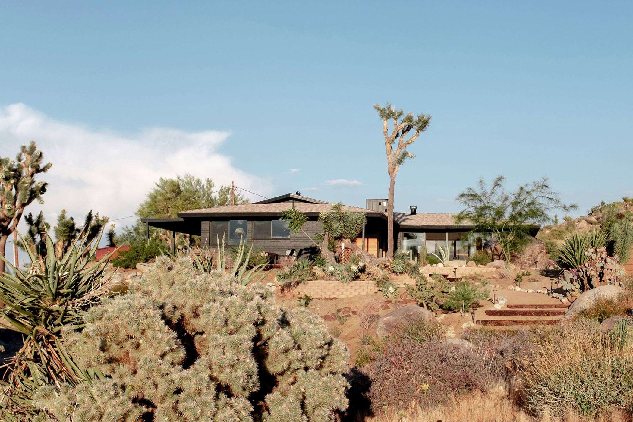 Villa Kuro, Guest House, Maison d'Hôtes, Joshua Tree National Park, Californie, USA