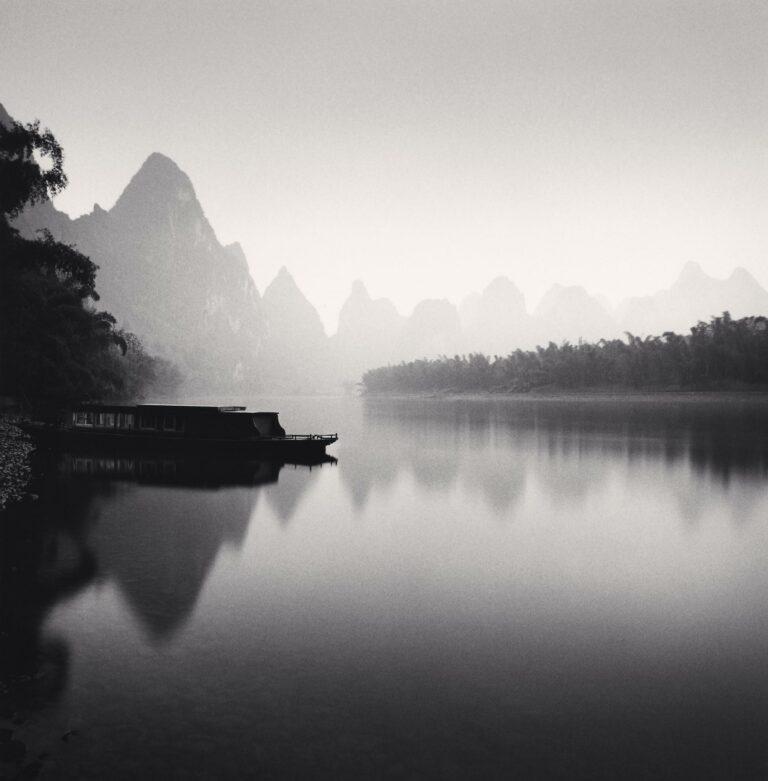 Michael Kenna, Lijiang River, Study 4, Guilin, China (2006)