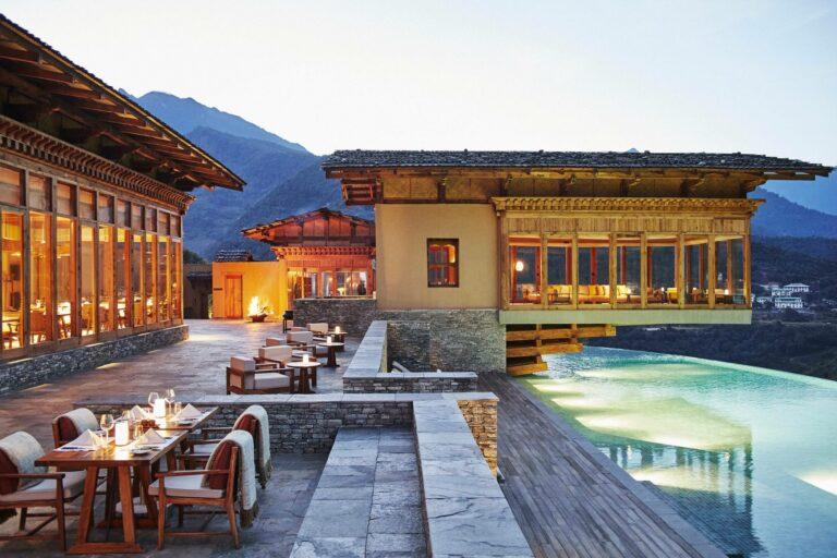 Six Senses Bhutan — Hotels, Lodges — Thimphu, Punakha, Paro, Bumthang, Gangtey — Bhoutan